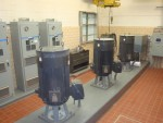 Influent Pump Room